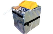 R3 Capsule Box in flameproof bag